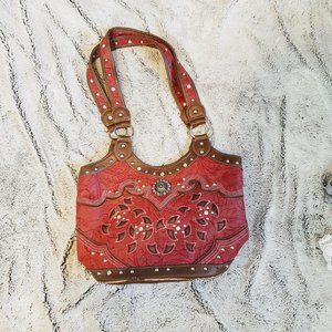 Concealed to Carry Rhinestone Purse